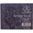 Challenge Duplicate Book Receipt 105X130 (Pack of 5)